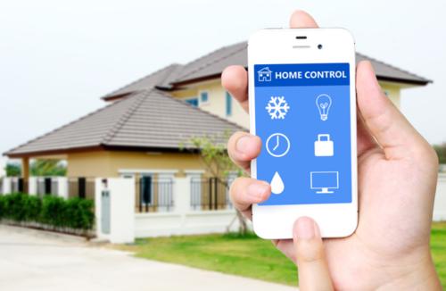 Smart Home Control Oman