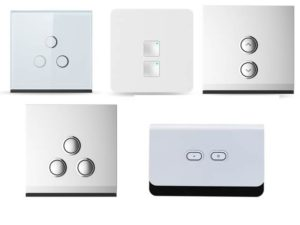 Smart Wall & Dimmer Switches Oman